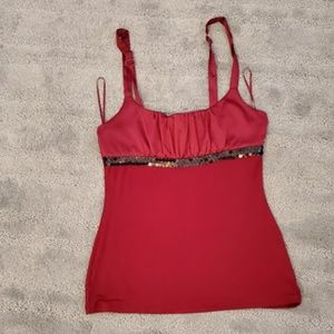 Limited Red Tank Size Small
